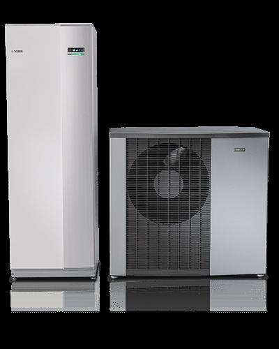 Luft/vatten-värmepumpar