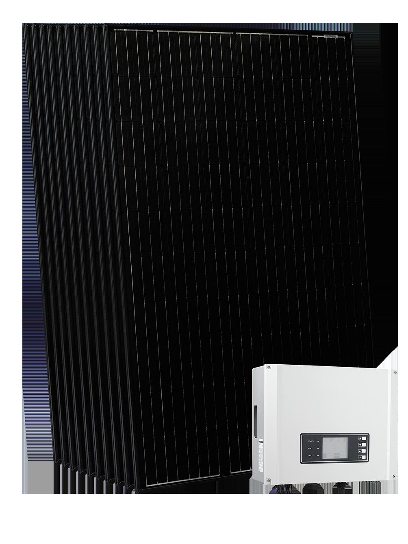 Solpaneler – Solceller omvandlar solenergi till elektricitet